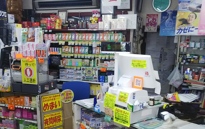 くすりのサイコウ中山駅前店
